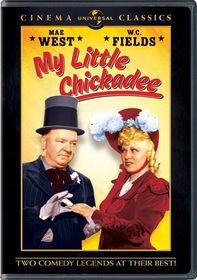 My Little Chickadee - (Region 1 Import DVD)