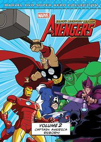 Marvel the Avengers:Earth's Might V 2 - (Region 1 Import DVD)