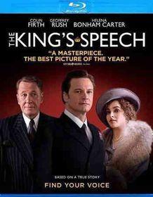 King's Speech - (Region A Import Blu-ray Disc)
