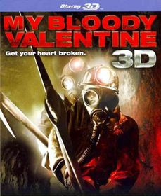 My Bloody Valentine Real D 3d - (Region A Import Blu-ray Disc)