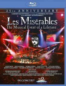 Les Miserables: 25th Anniversary - (Australian Import Blu-ray Disc)