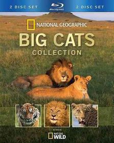 Big Cats Collection - (Region A Import Blu-ray Disc)