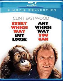 Every Which Way But Loose/Any Which W - (Region A Import Blu-ray Disc)