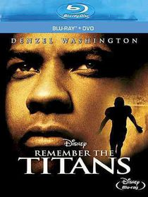 Remember the Titans - (Region A Import Blu-ray Disc)