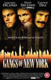 Gangs of New York - (DVD)