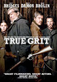 True Grit (2010)(DVD)