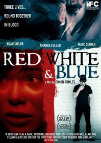 Red White and Blue - (Region 1 Import DVD)