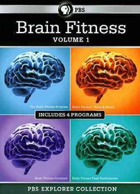 Pbs Explorer Collection:Brain Fitn V1 - (Region 1 Import DVD)