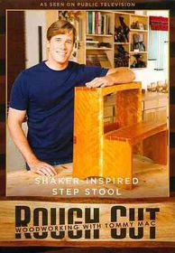 Woodworking with Tommy Mac:Step Stool - (Region 1 Import DVD)