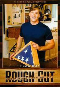 Woodworking with Tommy Mac:Flag Box - (Region 1 Import DVD)