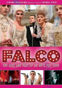 Falco:Rise and Fall of an 80's Pop Ic - (Region 1 Import DVD)