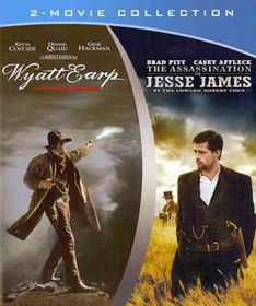 Wyatt Earp/Assassination of Jesse Jam - (Region A Import Blu-ray Disc)