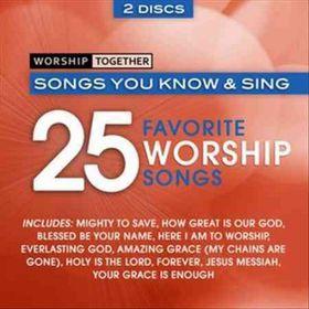 Worship Together: 25 Favorite Worship Songs / Var - Worship Together: 25 Favorite Worship Songs / Var (CD)