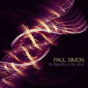 Simon, Paul - So Beautiful Or So What (CD)