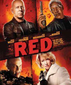 Red (2010)(Blu-Ray)