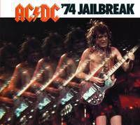 Ac / Dc - 74 Jailbreak - Remastered (CD)