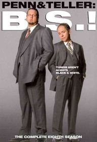 Penn & Teller:Bs Season 8 - (Region 1 Import DVD)