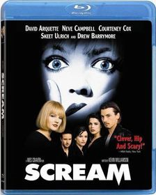 Scream 1 - (Region A Import Blu-ray Disc)
