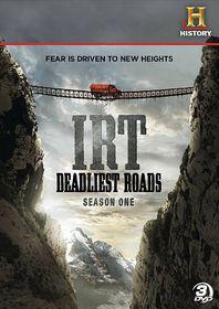 Irt Deadliest Roads:Season 1 - (Region 1 Import DVD)