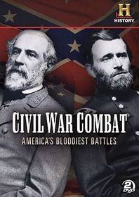 Civil War Combat - (Region 1 Import DVD)