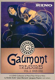 Gaumont Treasures Vol 2:1908-1916 - (Region 1 Import DVD)