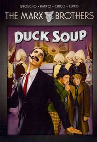 Duck Soup - (Region 1 Import DVD)