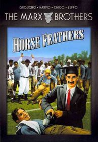 Horse Feathers - (Region 1 Import DVD)