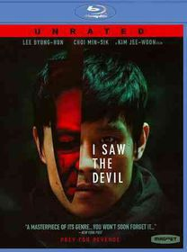 I Saw the Devil - (Region A Import Blu-ray Disc)