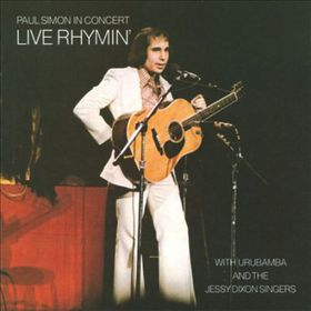 Simon Paul - In Concert - Live Rhymin' (CD)