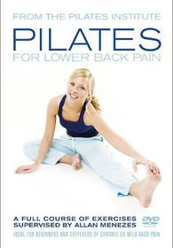 Pilates: For Lower Back Pain (DVD)