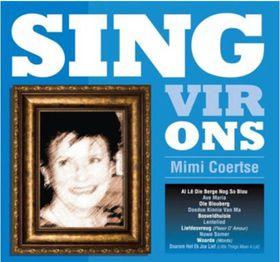 Mimi Coertse - Sing Vir Ons (CD)