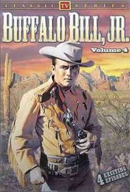 Buffalo Bill Jr Vol 4 - (Region 1 Import DVD)