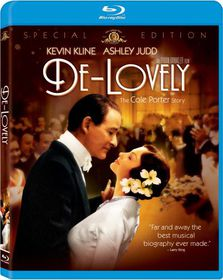 De Lovely - (Region A Import Blu-ray Disc)