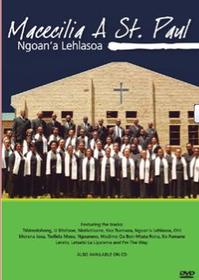 Macecilia A St Paul - Ngoan'a Lehlasoa (DVD)