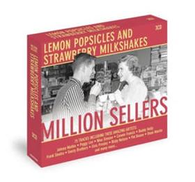 Lemon Popsicles & Strawberry Milkshakes - Vol.2 - Various Artists (CD)
