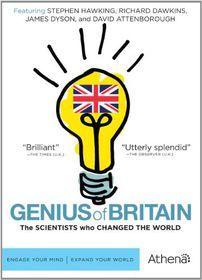 Genius of Britain - (Region 1 Import DVD)