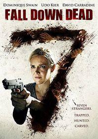Fall Down Dead - (Region 1 Import DVD)