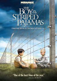 Boy in the Striped Pajamas - (Region 1 Import DVD)