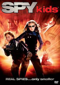 Spy Kids 1 - (Region 1 Import DVD)