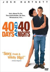 40 Days and 40 Nights - (Region 1 Import DVD)