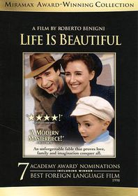 Life is Beautiful - (Region 1 Import DVD)