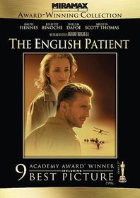English Patient - (Region 1 Import DVD)