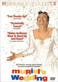 Muriel's Wedding - (Region 1 Import DVD)