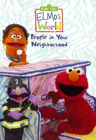 Elmo's World:People in Your Neighborh - (Region 1 Import DVD)