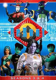 Reboot:Seasons 3 & 4 - (Region 1 Import DVD)