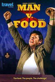 Man V Food:Season 3 - (Region 1 Import DVD)
