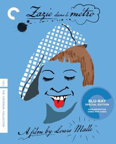 Zazie Dans Le Metro - (Region A Import Blu-ray Disc)