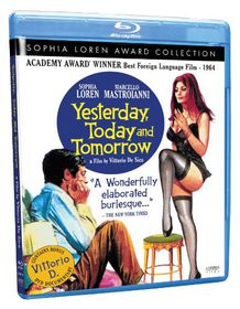 Yesterday Today & Tomorrow - (Region A Import Blu-ray Disc)
