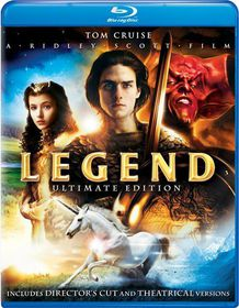 Legend (Ultimate Edition) - (Region A Import Blu-ray Disc)