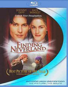 Finding Neverland - (Region A Import Blu-ray Disc)